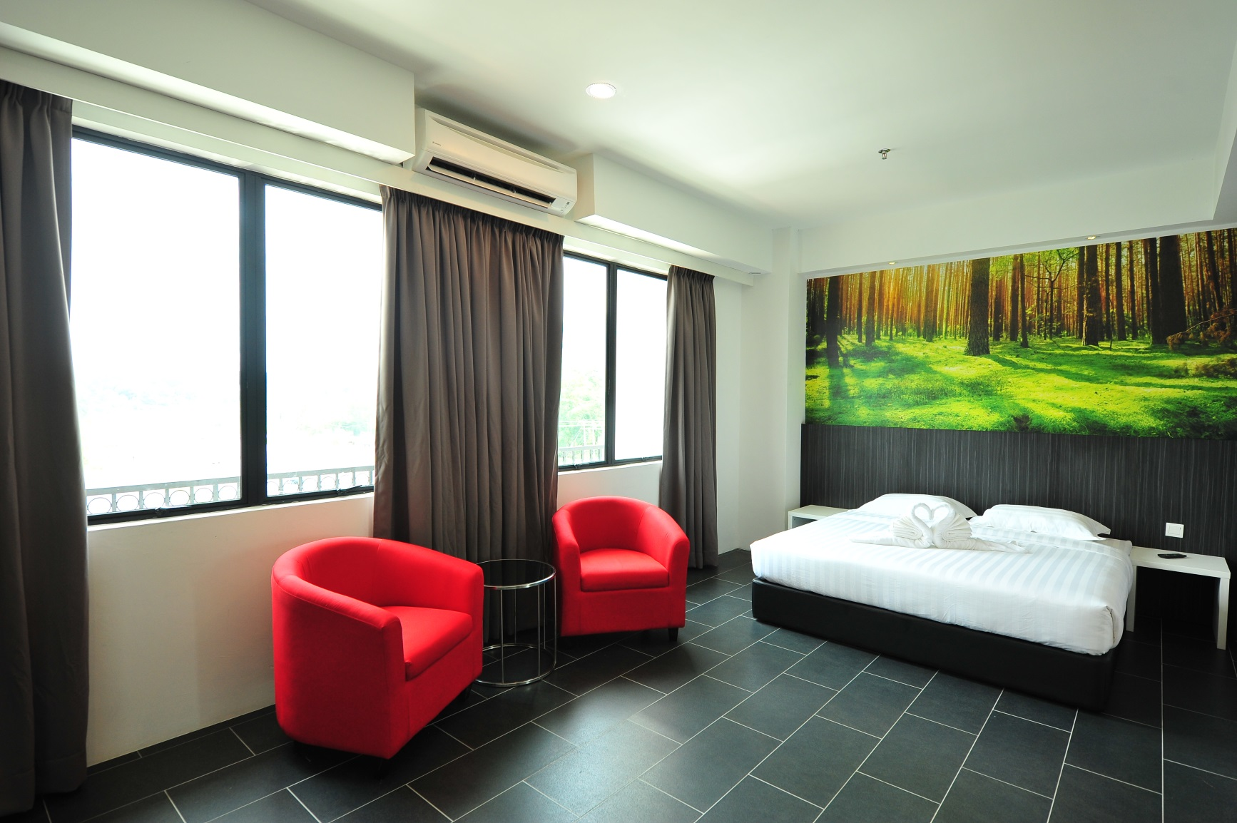 Hotel Executive Room with Sitting Area